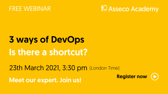 3 ways of DevOps – is there a shortcut?